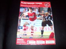 Fleetwood Town v Farsley Celtic, 2009/10 [FA]